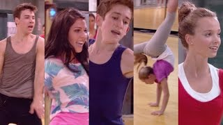 Download A-Troupe Auditions (Group 3) - The Next Step Extended Dances (Season 2) Video