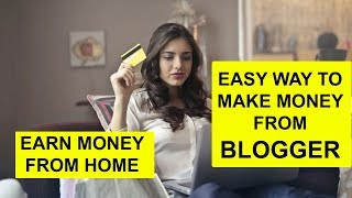 Download How to make money from Blogger Using Adnow Native Ads in 2018 Video