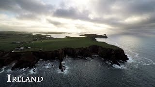 Download Ireland by Drone in 4K Video