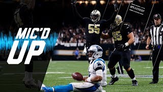 Download Panthers vs. Saints Mic'd Up ″I Knew You Weren't Going for it″ (NFC Wild Card) | NFL Sound FX Video