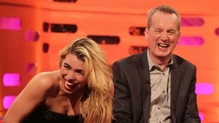 Download Frank chats about his girlfriend going into labour - The Graham Norton Show - Episode 10 - BBC One Video