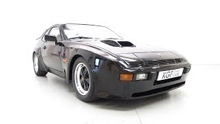 Download One of 75 UK Porsche 924 Carrera GT's with Just 55,268 Miles and Full Service History - SOLD! Video