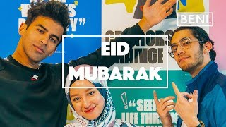 Download EID MUBARAK || An Unusual Eid Message - from BENI Video