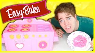 Download TRYING AN EASY BAKE OVEN! Video