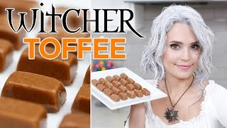 Download HOW TO MAKE WITCHER TOFFEE - NERDY NUMMIES Video
