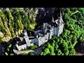 Download The REAL Disney Castle! Flying through Germany and Prague in 4K! Video