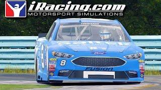 Download iRacing NASCAR Series at Watkins Glen (Wheel Cam) Video
