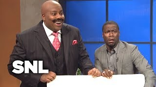 Download Steve Harvey Show: Phobias - SNL Video