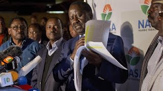 Download View on Africa: Raila Odinga goes hungry again Video