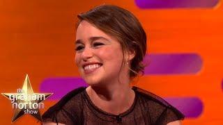 Download Emilia Clarke LOVES Matt LeBlanc   The Graham Norton Show CLASSIC CLIP Video
