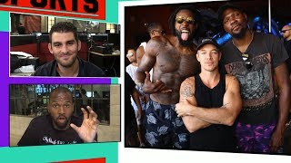 Download DeAndre Jordan Rages with Kevin Durant at Vegas Bday Pool Party | TMZ Sports Video