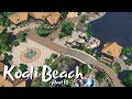 Download Planet Coaster - Koali Beach (Part 10) - Entrance Plaza & Waterfront (ft. DeLadysigner & Keralis) Video