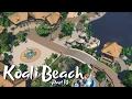 Download Planet Coaster - Koali Beach (Part 10) - Entrance Plaza & Waterfront (ft. DeLadysigner & Keralis) Video