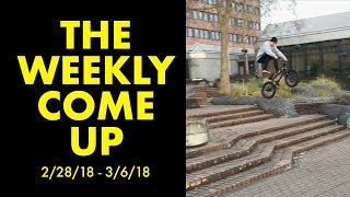 Download *The Best BMX Street Clips* The Weekly Come Up 8 Video