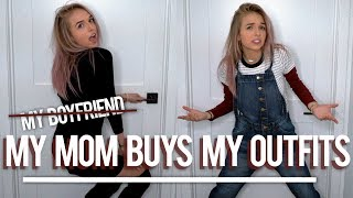 Download MY MOM BUYS MY OUTFITS Video