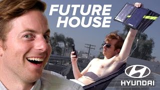 Download Couple Lives In A Future House For A Week • Ned & Ariel Video