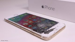 Download $30 Destroyed iPhone 6 Restoration - Seller Tried to Scam Me?! Video