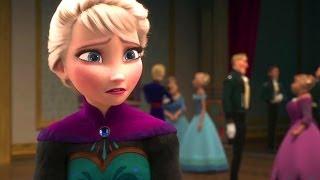 Download Die Eiskönigin - Völlig Unverfroren (Disney) - Filmszene - Ende der Party | HD Video