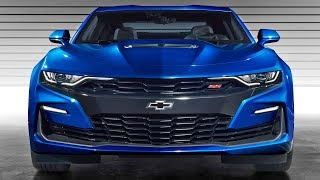 Download Chevrolet Camaro (2019) Ready to fight Ford Mustang Video