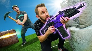 Download NERF Fortnite Battle Royale Challenge! Video
