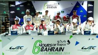 Download WEC - 2016 6 hours of Bahrain - Post Race press conference Video