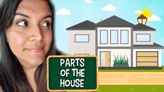 Download Aprende en Inglés las partes de la casa. (Parts of the House) Video