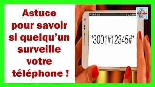 Download Astuce pour savoir si quelqu'un surveille votre téléphone Video