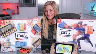 Download Nintendo Labo Unboxing! Video