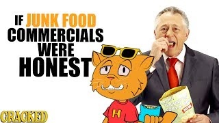 Download If Junk Food Commercials Were Honest - Honest Ads Video