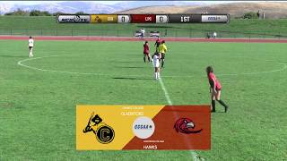 Download Chabot vs Las Positas College Women's Soccer LIVE 10/5/18 Video