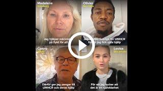 Download Giving Tuesday: Därför hjälper vi människor på flykt Video
