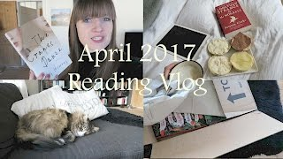 Download April 2017 Reading Vlog Video