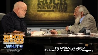 Download Dick Gregory on The Rock Newman Show Video