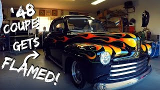Download My Uncle's '48 Ford Gets Flamed! Video