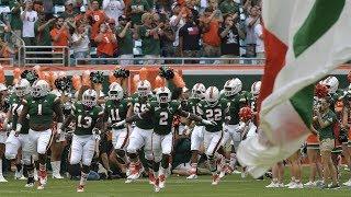 Download Miami Hurricanes Highlights VS Savannah State Video