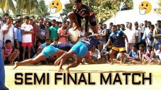 Download SEMI FINAL MATCH | Sentamil kabaddi club jolarpettai VS Annai sports morappur (ZAP SPORTS) Video