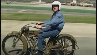 Download Jay Leno's 1918 Pope Motorcycle Video