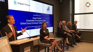 Download Launch of the Sustainable Development Goals Global Equity Exchange-Traded Fund (SDGA) - Long Version Video