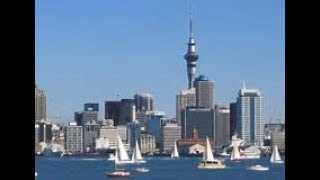 Download Auckland city tour , New Zealand in Ultra 4K Video