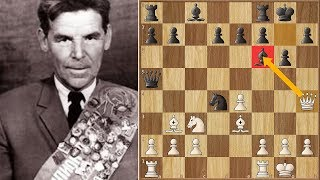 Download The Greatest Queen Sacrifice in Chess History | Nezhmetdinov vs Chernikov (1962) Video