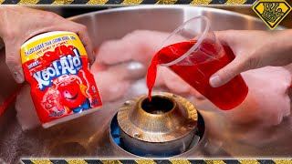 Download Can Kool-Aid Become Cotton Candy? (More Experiments!) Video