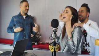 Download Annalisa canta ″Ti sento″ a @radio105 Video