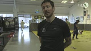 Download A tour of the SBG Ireland gym with John Kavanagh Video
