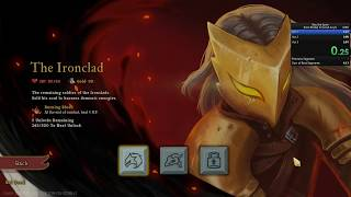 Download Slay the Spire Speedrun: Ironclad any% 4:30 (World Record) Video