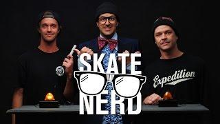 Download Skate Nerd: Matt Miller Vs. Ryan Gallant - TransWorld SKATEboarding Video