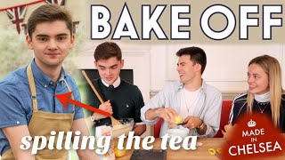 Download Bake Off's Henry made my birthday cake and spilled the tea on GBBO!! (w/ Henry Bird + Eliza Batten) Video
