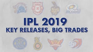 Download IPL 2019 squads: Retentions and releases Video