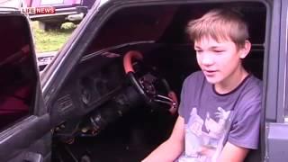 Download Гоночный автомобиль собрал школьник своими руками Video