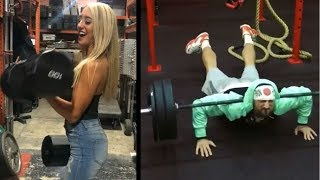 Download She Found The Fake Weights! The Worst Lift Ever Performed! Video