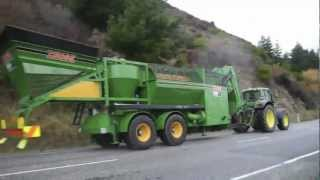 Download Cross Agricultural Engineering RHINO New Zealand Beet Washing Video